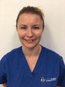 Belinda - NEVS Vet Nurse