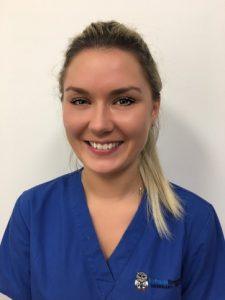 Erin - NEVS Vet Nurse