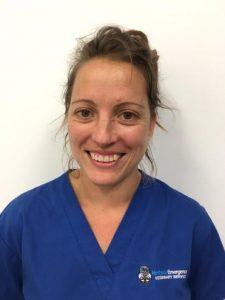 Judy - NEVS Vet Nurse