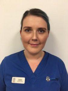 Lauren - NEVS Vet Nurse