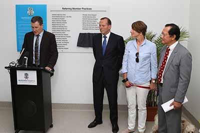 Abbott opening NEVS