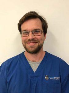 Matthew - NEVS Vet Nurse