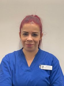 Michaela - NEVS Vet Nurse