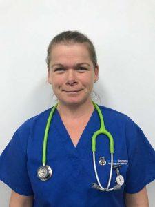 Serena - NEVS Vet Nurse